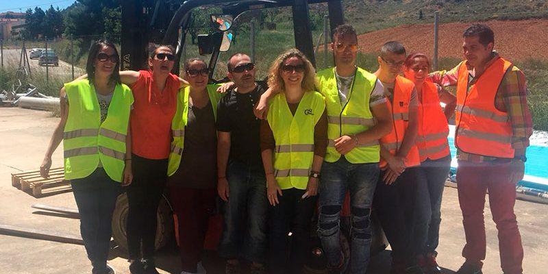 Curso Actividades Auxiliares de Almacén en Andorra