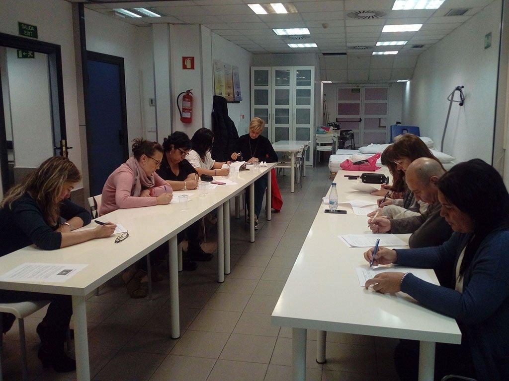 Curso de Atención sociosanitaria en Instituciones Sociales en Zaragoza