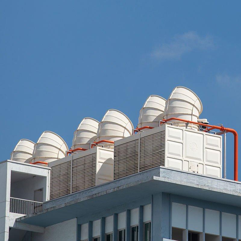 Torre Refrigeración Legionella